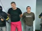 Dois foragidos de cadeia em Manaus são recapturados após denúncia