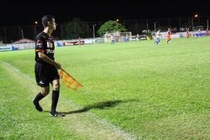 arbitragem tocantinense (Foto: Vilma Nascimento/GloboEsporte.com)