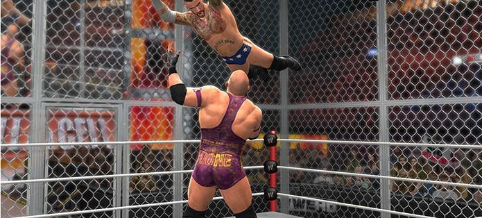Relembre os melhores jogos de luta livre para Xbox 360 (Foto: Reprodução)