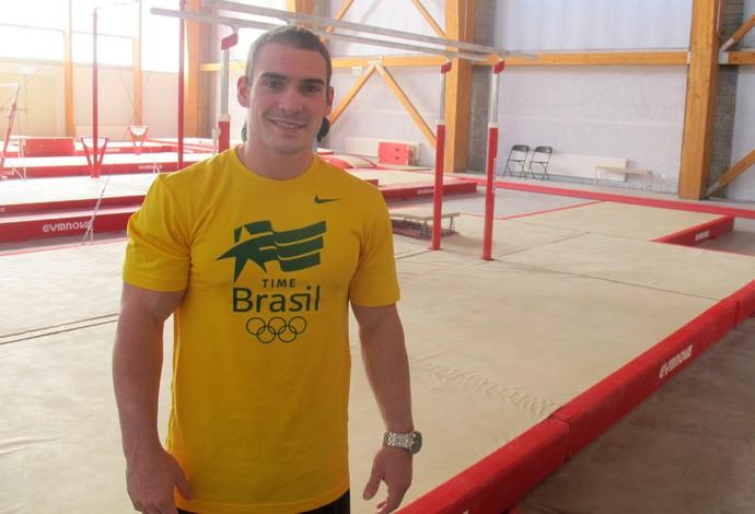 Arthur Zanetti Jogos Sul-Americanos (Foto: Gabriel Fricke)