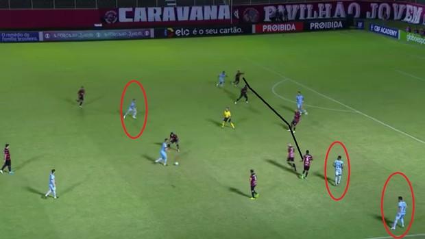 BLOG: Equipe mais vazada da Série A, Vitória de Gallo precisa ajustar sua linha defensiva