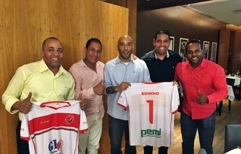 Filho de Pelé, Edinho assume clube em Três Corações, terra natal do pai