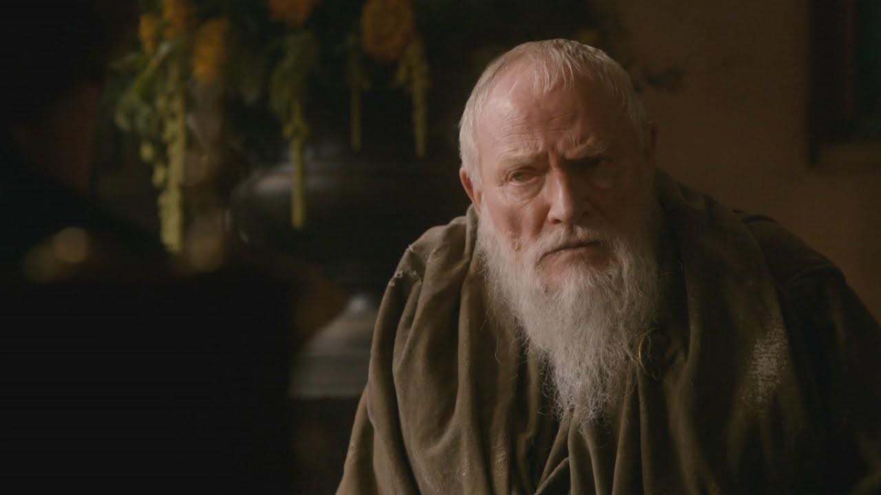 Meistre Pycelle em Game of Thrones (Foto: Divulgação )