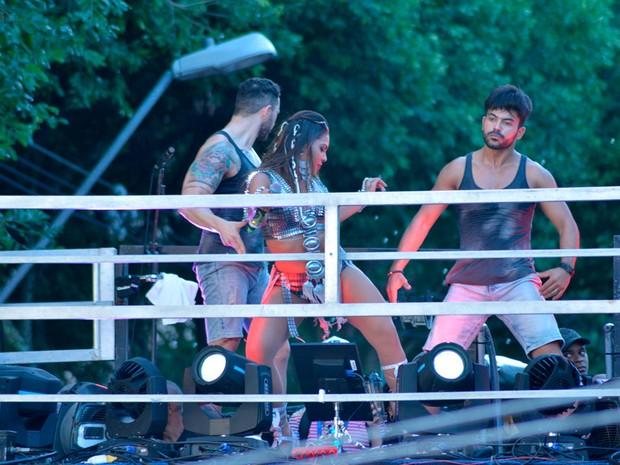 """Banda Vingadora é dona do hit """"Metralhadora"""", um das fortes canditadas para música do Carnaval 2016 (Foto: Elias Dantas/Ag. Haack)"""