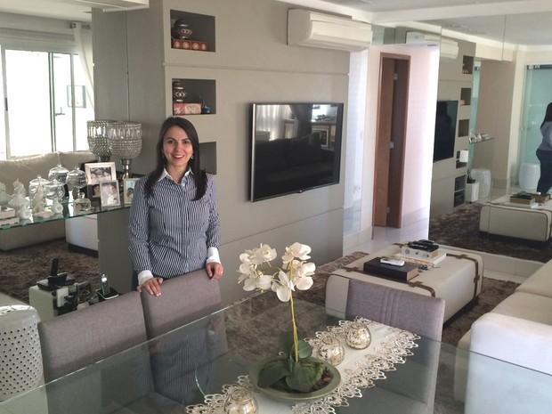 G1 compra de apartamento decorado op o para quem for Decorado 2016