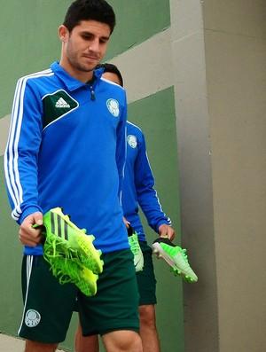 João Denoni Palmeiras (Foto: Marcos Ribolli / globoesporte.com)