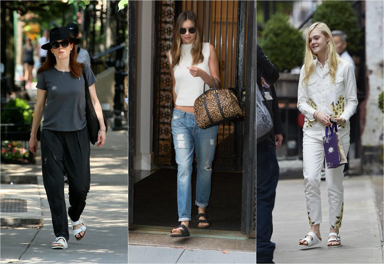 853040624e6 Top 5 Birkenstock  um how to wear da eterna sandália-desejo - Vogue ...