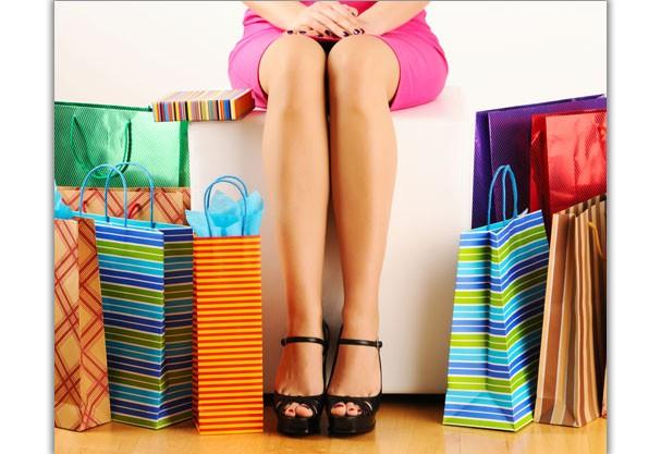 Ai, como é bom fazer compras, né? (Foto: Shutterstock)
