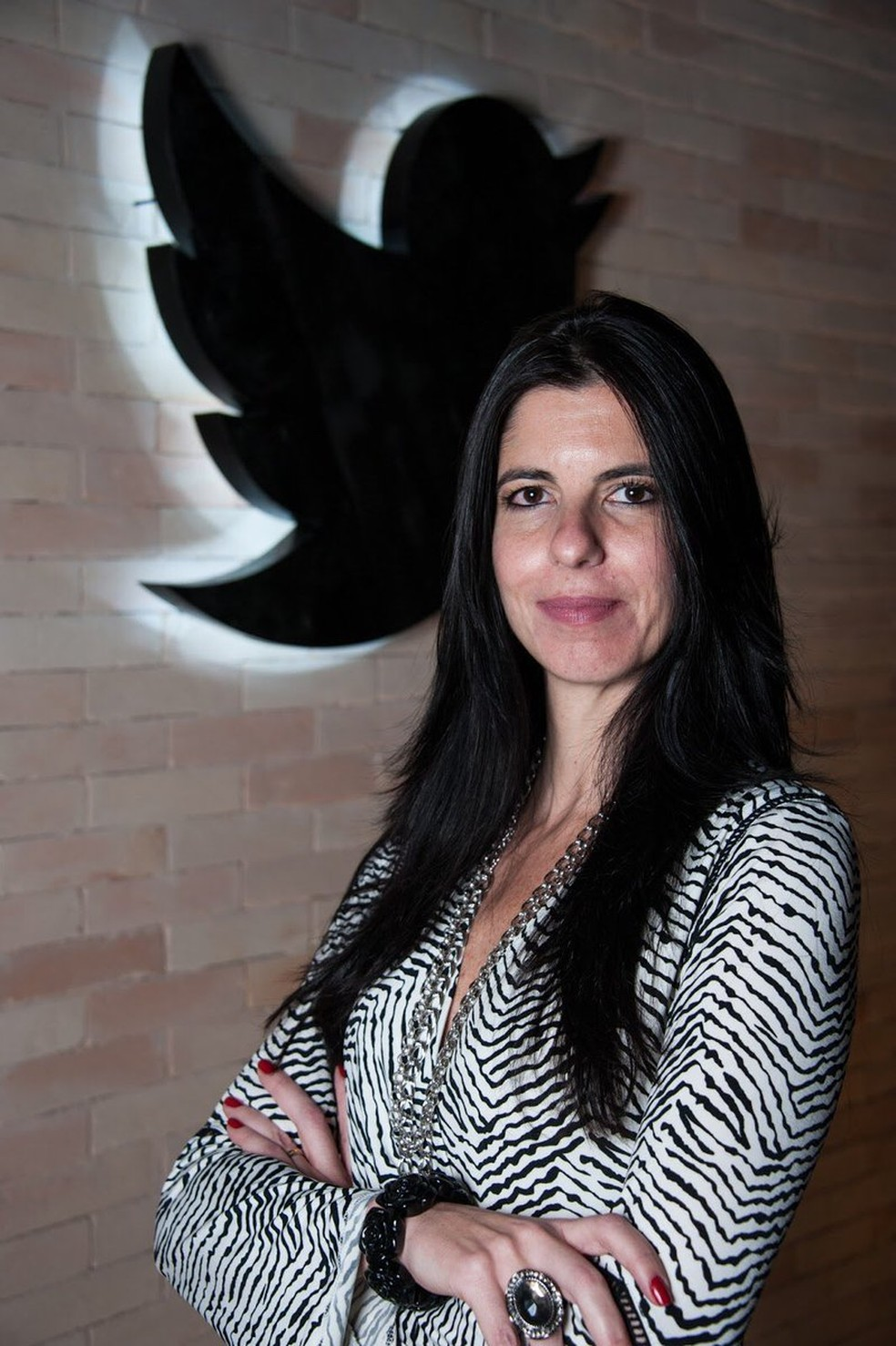 Fiamma Zarife, diretora-geral do Twitter no Brasil (Foto: Divulgação/Twitter)