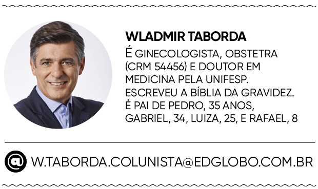 Dr. Wladimir Taborda (Foto: Guto Seixas / Editora Globo)