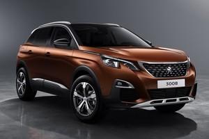 Peugeot mostra o novo 3008 com mais cara de SUV (Divulgação)