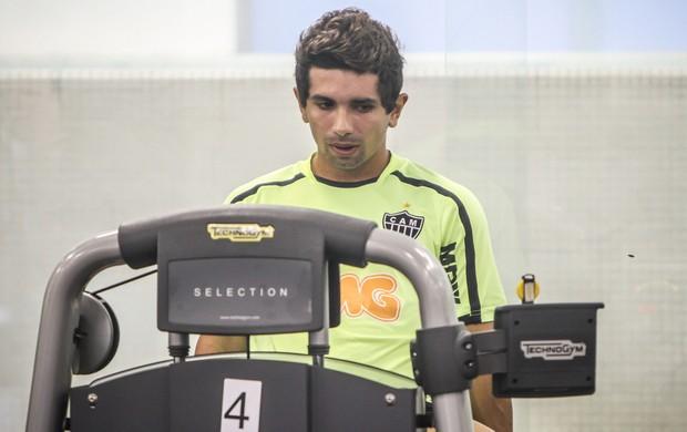 Atacante Guilherme, do Atlético-MG (Foto: Bruno Cantini / Flickr do Atlético-MG)