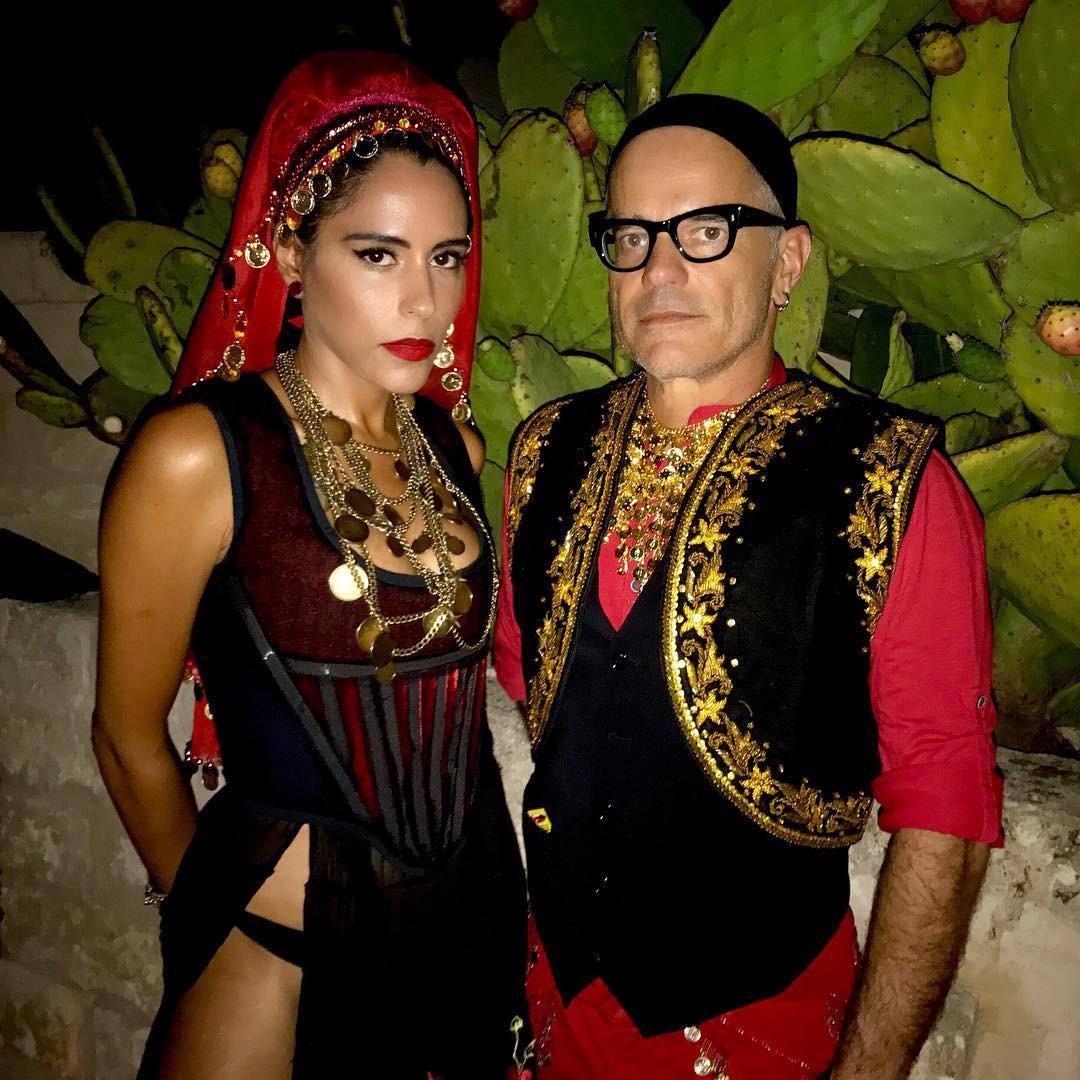 Marina e Giovanni Bianco (Foto: Reprodução/Instagram)