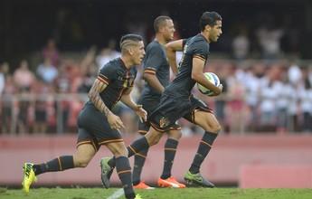 """Vilaron """"não vê mérito"""" de São Paulo e Inter na briga por vaga na Libertadores"""