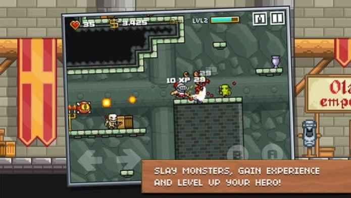 Devious Dungeon é um jogo que poderia facilmente ter sido lançado para NES ou SNES (Foto: Divulgação) (Foto: Devious Dungeon é um jogo que poderia facilmente ter sido lançado para NES ou SNES (Foto: Divulgação))