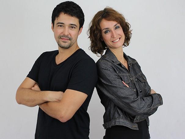 Espetáculo fala sobre encontros e desencontros amorosos (Foto: Tiago Moraes)