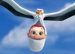 Animação 'Cegonhas' resgata lenda sobre origem dos bebês