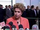 Inquérito no STF mostrará 'mais uma vez' que Delcídio mentiu, diz Dilma