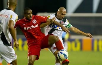 Inter x Vasco e Brasil no basquete são os destaques do SporTV nesta quarta