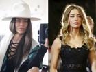 Tasya van Ree nega que a ex Amber Heard seja violenta, diz site
