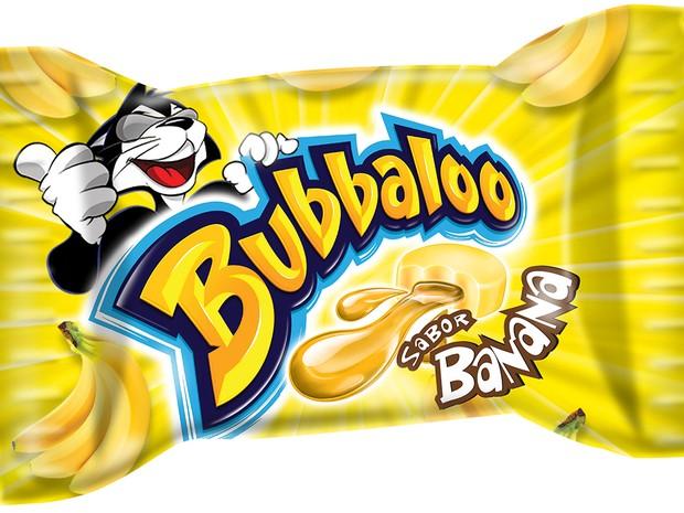 Bubbaloo sabor banana será relançado  (Foto: Bubaloo )