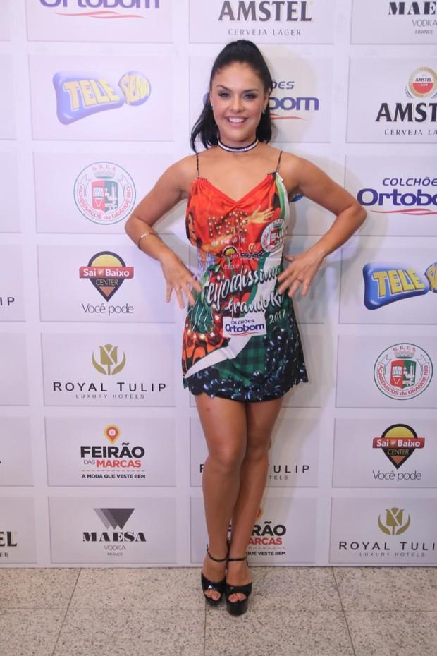 Paloma Bernardes (Foto: Daniel Pinheiro/AgNews )