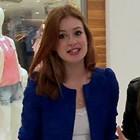 Marina se declara para Lilia Cabral (Vídeo Show / TV Globo)