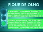 Cumbica terá linha especial de ônibus para Arena Corinthians na Olimpíada