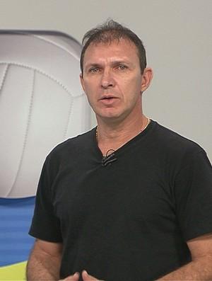 Veloso goleiro (Foto: Reprodução EPTV)