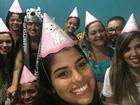 Munik Nunes ganha festa antecipada de aniversário pelos 20 anos