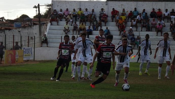 CSE e Santa Rita empatam em Palmeira (Foto: Assessoria / CSE)