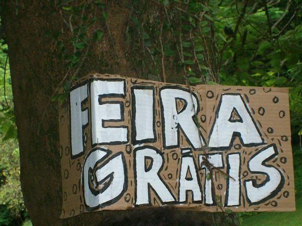 Próxima edição da Feira Grátis da Gratidão será no domingo (3) (Foto: Divulgação/ Feira Grátis da Gratidão)