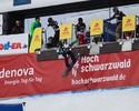 Após etapas em Feldberg, Isabel Clark figura no top 20 do snowboard cross