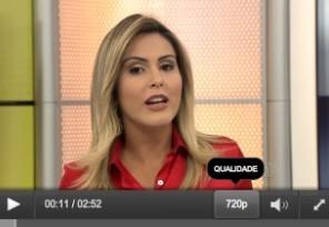 G1 Goiás completa 3 anos e passa a publicar vídeos em alta definição, em Goiânia, Goiás (Foto: Reprodução/G1 )
