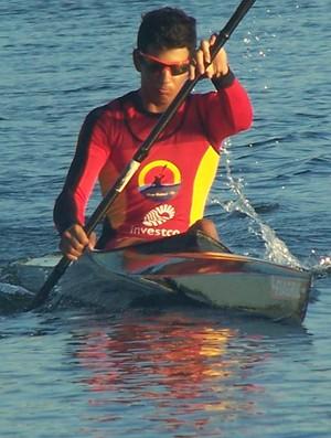 Matheus Henrique vai disputar o mundia na categoria júnior (Foto: Wellington Aires/ACPN)