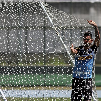 wallyson botafogo (Foto: Vitor Silva/SS Press)