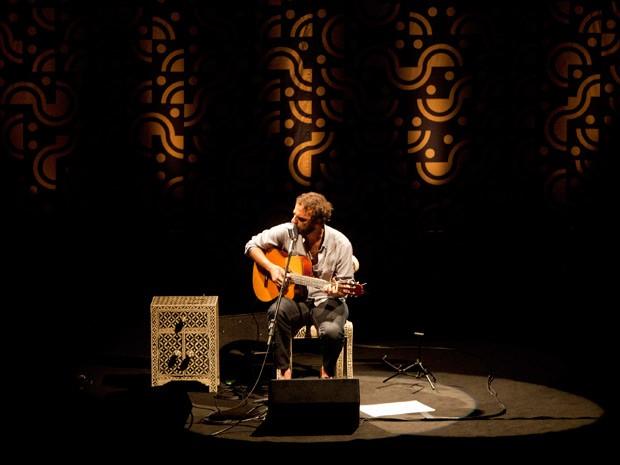 marcelo camelo, cantor, rio de janeiro (Foto: Ricardo Ramos/G1)