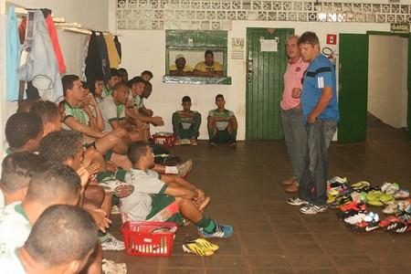 Valter Ferreira, técnico do Barretos (Foto: Divulgação/Barretos Esporte Clube)