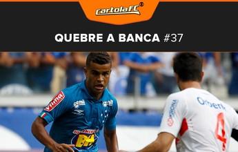 Alisson volta a ser titular do Cruzeiro e quebra a banca na rodada#37