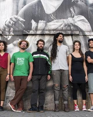Banda Nã e Alessandra Leão