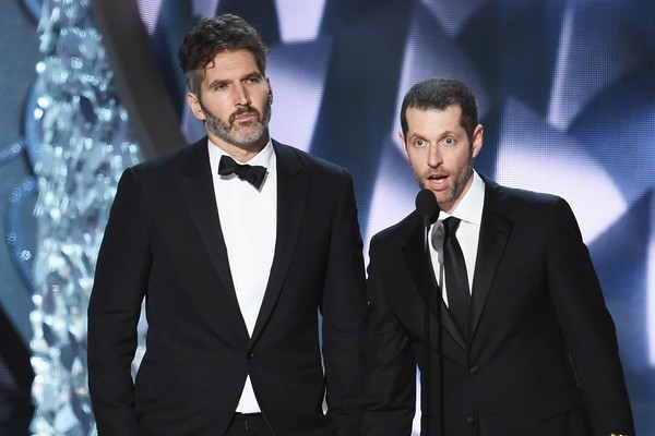 David Benioff e Dan Weiss (Foto: Getty Images)