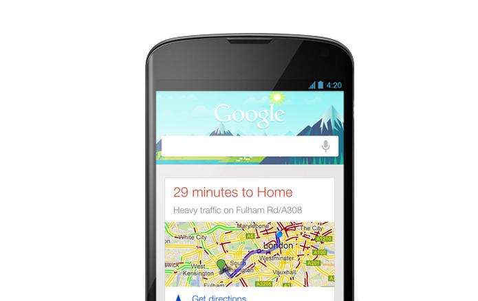 Google Now deve ganhar recurso que lembrará ao usuário onde estacionou o carro (Foto: Divulgação/Google)