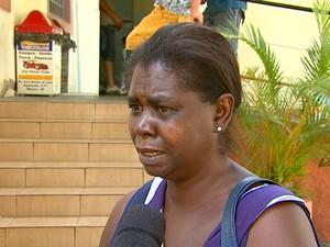 Avó disse que o casal não vivia bem que netas sofriam ameaças (Foto: Reginaldo dos Santos / EPTV)