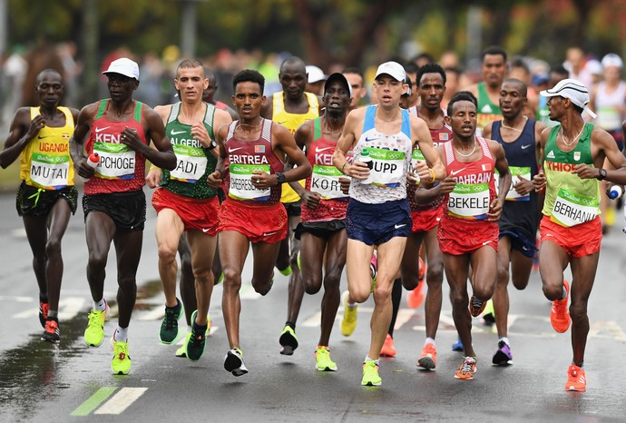 Maratona masculina Rio 2016 (Foto: Getty Images)