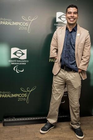 Daniel Dias prêmio paralímpicos (Foto: Daniel Zappe/MPIX/CPB)