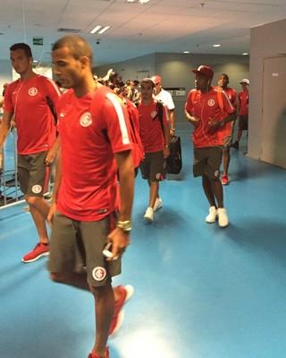 Vitinho Inter Gre-Nal  (Foto: Eduardo Moura/GloboEsporte.com)