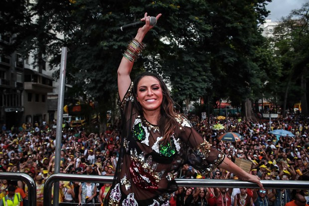 Alinne Rosa (Foto: Raphael Castello/AgNews)