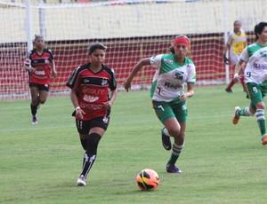 Caucaia-CE vence Assermurb na estreia da Copa do Brasil (Foto: Francisco Dandão)