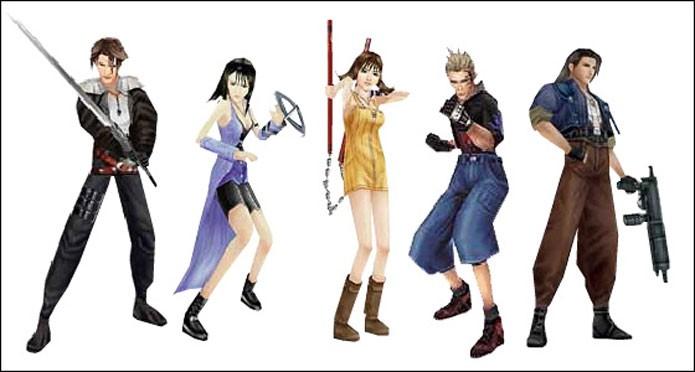 Personagens mais realistas (Foto: Divulgação)
