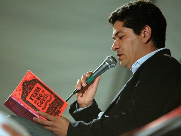 Mexicano Juan Pablo Villalobos é convidado do festival (Foto: Divulgação)